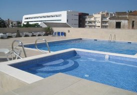 Large luxurious penthouse apartment in Algarve, Portugal