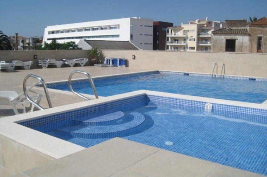 Penthouse apartment in Portugal, Săo Sebastiăo (Lagos): Outdoor Pools