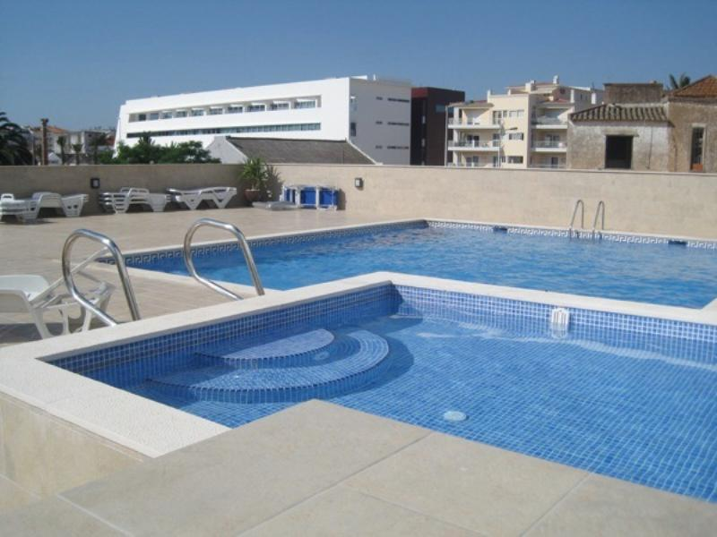 Penthouse apartment in Portugal, Lagos centre: Outdoor Pools