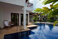 Villa in Thailand, Surin beach: thailand holiday homes swimming pool private villa for rent