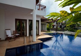 Phuket - Surin Beach with Private Pool - 4BD