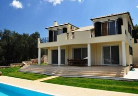 4 bedroom villa in Corfu