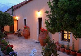 Traditional Mansion in Crete
