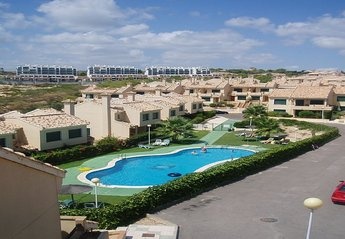 Villa in Spain, Lomas de Campoamor: communal pool