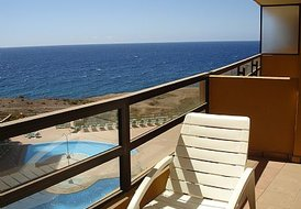 7811 Aguamarina - one bed with sea and pool views