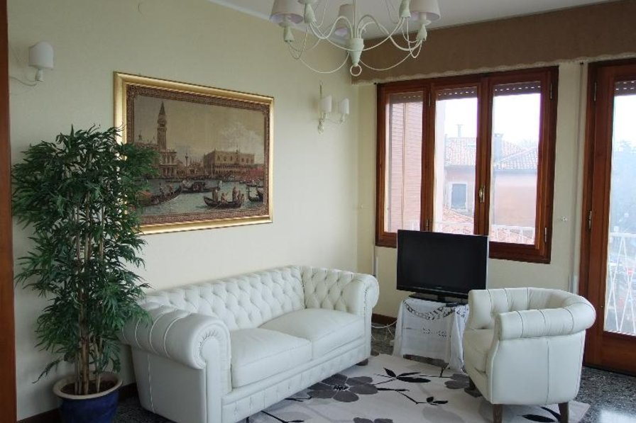 Apartment in Italy, Lido: Living