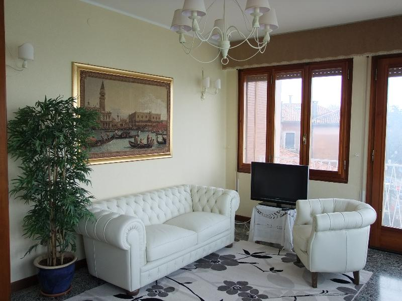 Apartment in Italy, Venice-Lido: Living