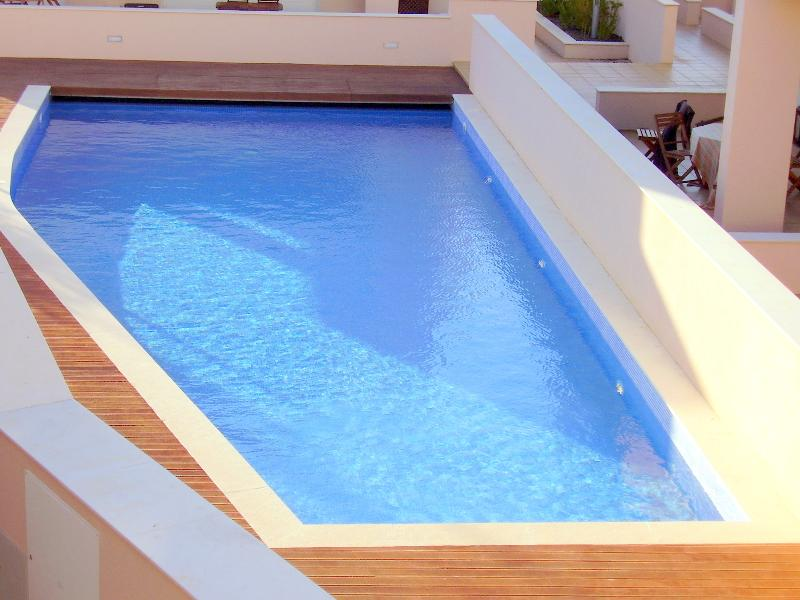 Apartment in Portugal, Burgau: Good Sized Pool with shallow end