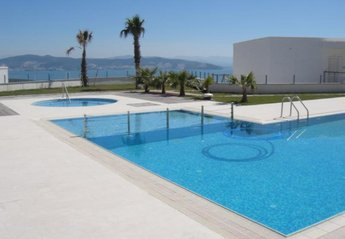 Penthouse Apartment in Turkey, Iasos: One of the 7 pools at the Resort.