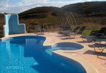 Villa in Spain, Ayamonte: Swimming Pool