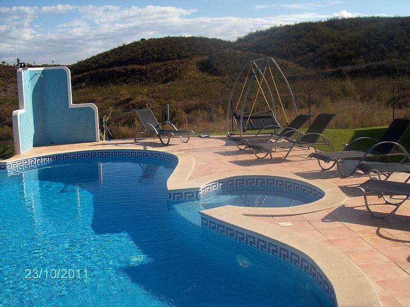 Villa in Spain, Costa Esuri: Swimming Pool