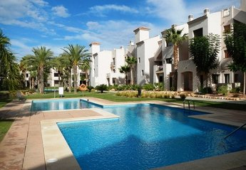 Penthouse Apartment in Spain, Roda Golf Resort
