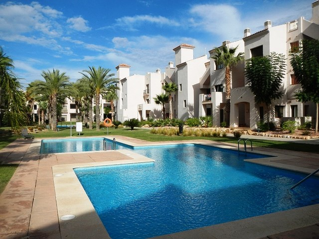 Penthouse apartment in Spain, Roda Golf and Beach Club