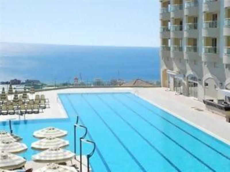 Apartment in Turkey, Antalya - Mediterranean Coast: Olympic sized pool, with water slides