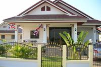 Villa in Thailand, Cha-am: Front of Bungalow