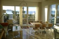 Apartment in Turkey, Calis Beach: A4 Open plan living / kitchen with access to garden and beachfro..