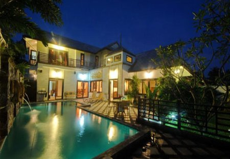 Villa in Chaweng, Koh Samui: Swimming Pool