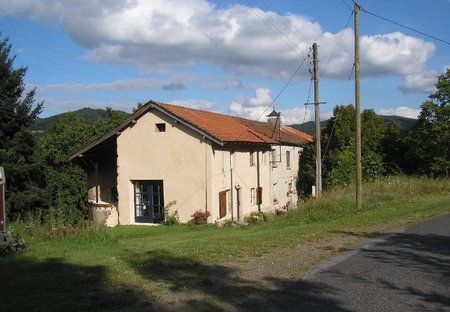 Gite in Arfeuilles, France: La Pendery