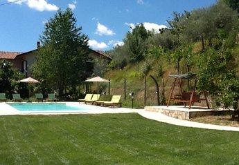 House in Italy, Vigneta