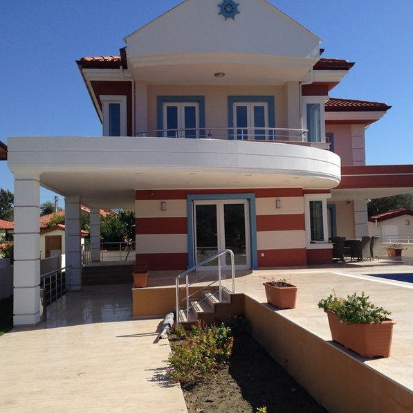 Owners abroad dalyan RoTa villa new built luxury 4 bedrooms all en-suite