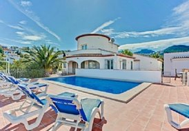 Spectacular Costa Blanca Villa and Apartment