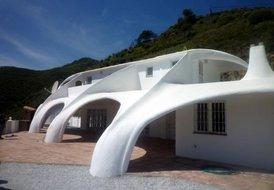 Unique Mountain Villa with Mountain and Sea Views
