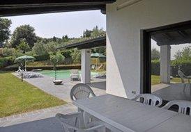 Lake of Garda - San Felice del Benaco - Villa Bertrand - 24 pax
