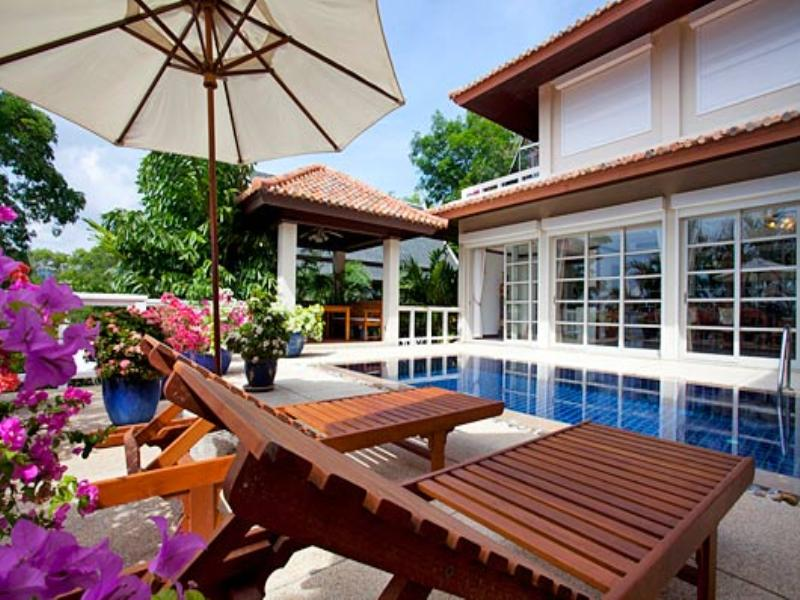 Villa in Thailand, Kata Beach