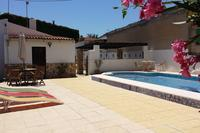 Country_house in Spain, Abanilla: Private pool