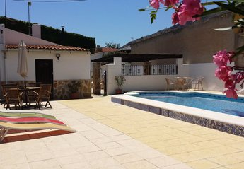 Country House in Spain, Abanilla: Private pool