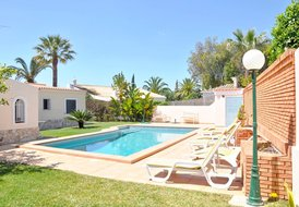 Charming 3 bedroom villa (Villa Machado)
