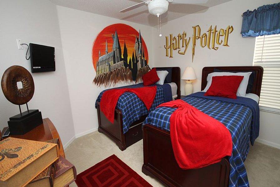 Villa in USA, Lake Berkley: Twin Room