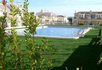 Apartment in Spain, Entre Naranjos: Pool area