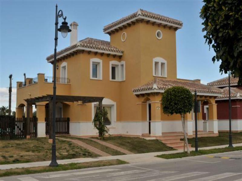 Villa in Spain, Mar Menor Golf Resort (Polaris World): Villa Ceiba