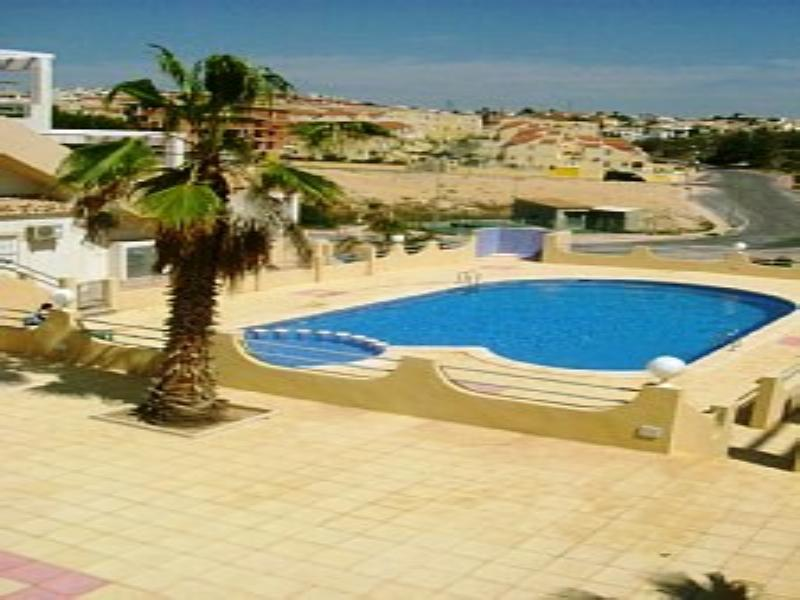 Apartment in Spain, Costa Blanca - Alicante: Swimming pool