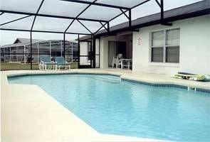 Villa in USA, Indian Ridge: South Facing Screened Pool
