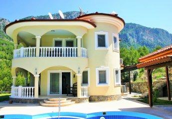 4 bedroom Villa for rent in Dalaman