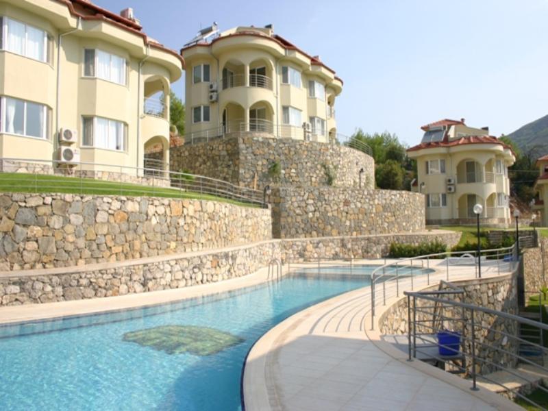 Villa in Turkey, Dalaman: communal swimming pool 1