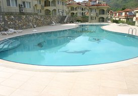Luxury 3 bedroom semi-detached villa, Akkaya, Dalaman, Mugla