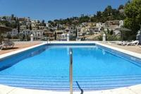 Town_house in Spain, La Perla de la Heredia: This pool is a stone's throw away
