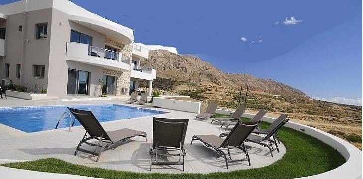 Villa in Greece, Lagkada: Welcome to Villa-Danae-Crete.com