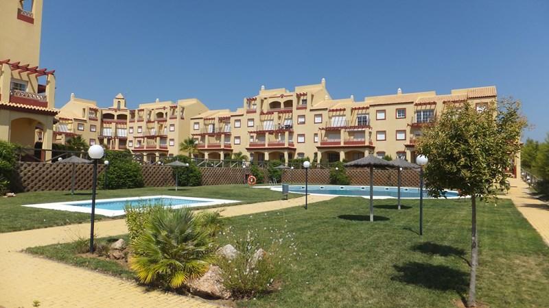 Apartment in Spain, Ayamonte: Pool views