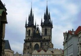 Apartment in Prague, Czech Republic: Prague Old Town Square