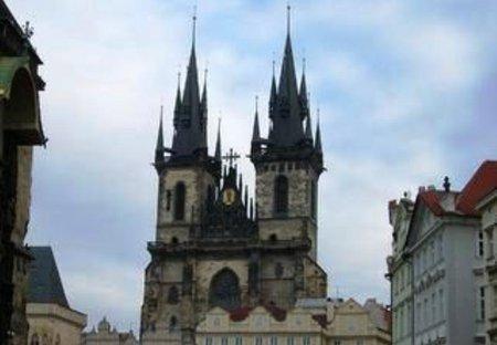 Apartment in Prague, Czech Republic: Prague Old Town Square