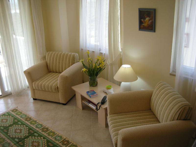Apartment in Turkey, Tuzla Lake: LOUNGE
