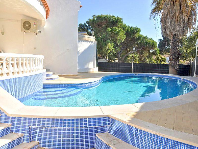 Villa in Portugal, Vilamoura: pool