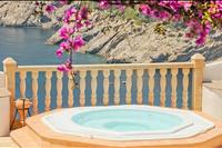 Villa in Spain, Ibiza: Infinity whirlpool ;-)