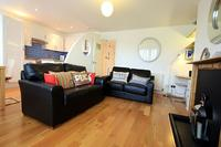 Apartment in United Kingdom, Brighton & Hove: Lounge/kitchen