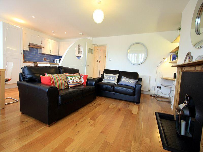 Apartment in United Kingdom, Brighton & Hove: Lounge/kitchen