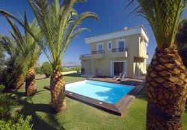 5 bedroom villa in Rethymno - Crete